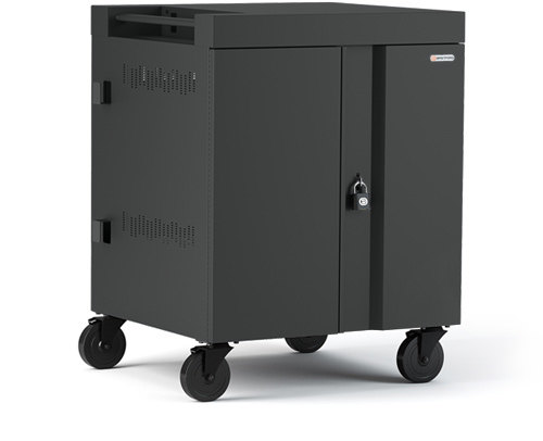 Cube Cart Side Charcoal