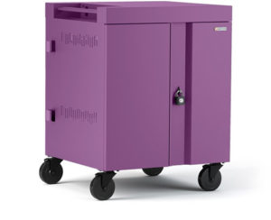 Cube Cart Side Orchid