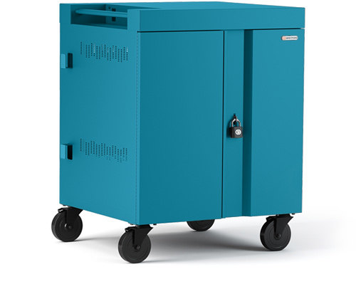 Cube Cart Side Pacific Blue