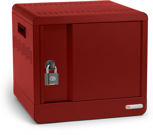 Cube Micro Station Side Red