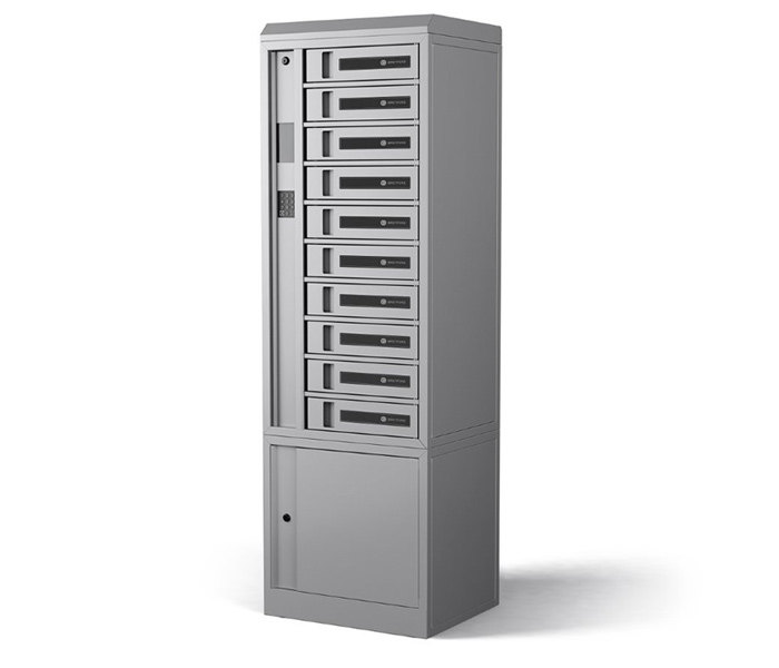 TechGuard Connect Locker
